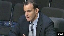 美国副助理国务卿布雷特·麦格克