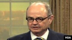 جیمز دابنز، فرستادۀ ویژه ایالات متحده برای افغانستان و پاکستان