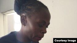 Unkosikazi Diana Shonhiwa wenhlanganiso esebenzelana labakhubazekileyo emehlweni eye Gross Care International