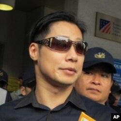 国际特赦台湾分会理事长 林昶佐
