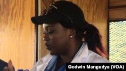 Mrs Kudzai Kadzombe