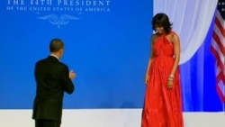 Michelle Obama Stuns in Jason Wu Gown