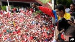 Maduro presentó ante el CNE el mismo plan de gobierno que inscribió Hugo Chávez para el periodo de gobierno 2013-2019, que nunca pudo asumir.