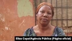 Dália Chivonde, mãe de Nito Alves