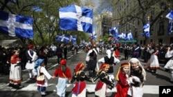 Οι εορτασμοί για την 28η Οκτωβρίου στη Νέα Υόρκη