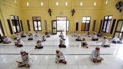 ကုိဗစ္ၾကားက မြတ္ဆလင္ေတြရဲ႕ Ramadan ဥပုဒ္လ