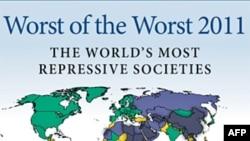 17 nước đứng đầu danh sách các nước vi phạm nhân quyền