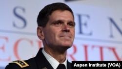 FILE - Army Gen. Joseph L. Votel