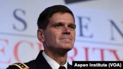 General del Ejército estadounidense, Joseph L. Votel , nominado a Jefe del Comando Central de EE.UU., en reemplazo del general del Ejército Lloyd Austin.