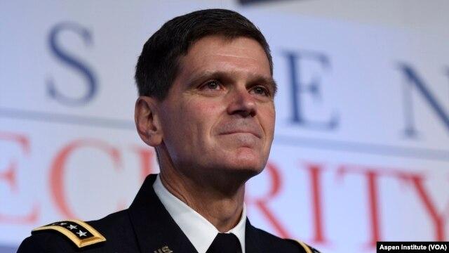 FILE - Army Gen. Joseph L. Votel