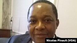 Alphone Daniel Ntumba Luaba, secrétaire éxécutif de la CIRGL