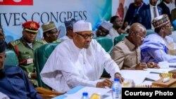 Buhari appelle à sévir contre les trucages de scrutin
