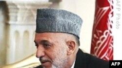 Karzai Taleban'a Barış Çağrısını Yineledi