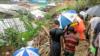 কক্সবাজারে পাহাড় ধস ও পানিতে ডুবে ৬ রোহিঙ্গাসহ ৮ জনের মৃত্যু