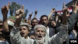Esta constituye la primera vez en la que Saleh ataca a Estados Unidos, uno de sus aliados clave.