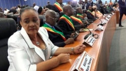 Reportage de Ngouela Ngoussou, correspondant à Brazzaville pour VOA Afrique