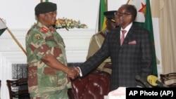 Zimbabwe Lawmakers Want Mugabe to Testify in $15 Billion Diamond Revenue Loss