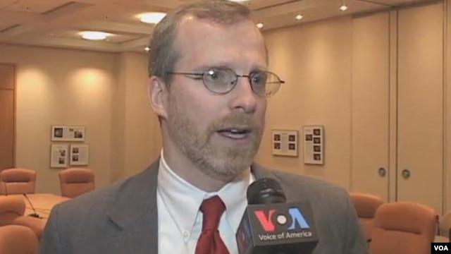 Давид Крамер, директор правозащитной организации Freedom House