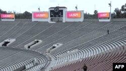 ၂၀၂၈ အုိလံပစ္ Los Angeles ၿမိဳ႕မွာ က်င္းပမည္