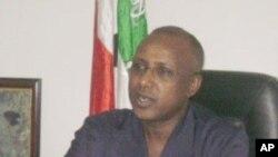 Martida Makrafoonka iyo Wasiirka Arrimaha Dibadda Somaliland