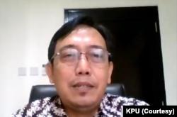 Komisioner Komisi Pemiihan Umum (KPU) Dewa Raka Sandi. (Foto: KPU)