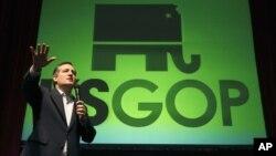 Phát biểu tại tiểu bang Idaho ở miền tây sau khi kết quả ở Kansas được công bố, ông Cruz nói rằng những cử tri bảo thủ đang đoàn kết phía sau ông.