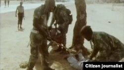 Zimbabwe Army - Gukurahundi