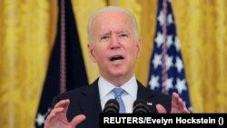 Predsjednik Biden govori o koronavirusu u Bijeloj kući, 29. juli 2021.