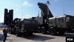 Российский комплекс С-400