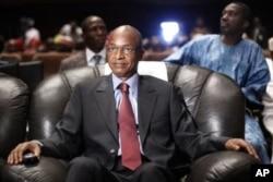 Cellou Dalein Diallo, chef de file de l'opposition en Guinée (archives 2010)