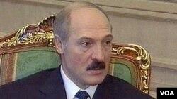Presiden Belarus Alexander Lukashenko (Foto: dok).
