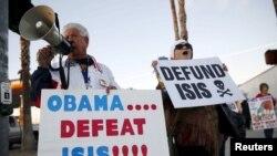 پس از حملات مرگبار در سن برناردینو، شهرواندان امریکایی خواهان شکست داعش شدند