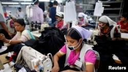 孟加拉服裝廠(資料圖片)