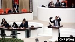 Manisa Milletvekili Özgür Özel