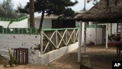 Ivory Coast Beach Attack