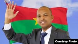 Tahirou Barry, ministre de la Culture au Burkina Faso. (Photo officielle)