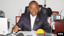 Menteri urusan Keamanan Publik Burundi, Alain Bunyoni (foto: dok). AS menuduh Bunyoni memerintahkan operasi untuk mengintimidasi kelompok penentang Presiden Pierre Nkurunziza.