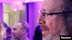 Andrew Rashbass, l'ex-président de Thomson Reuters, en gros plan