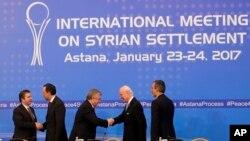 د بشارالاسد استازو ویلي چې په مذاکراتو کې به له واکه د ښاغلي اسد د لېرې کېدو هېڅ ډول خبرې نه کیږي