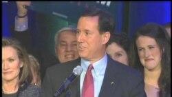 2012-02-29 美國之音視頻新聞: 羅姆尼在亞利桑那和密西根初選獲勝