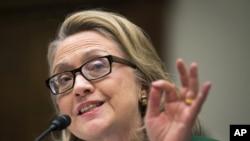Menteri Luar Negeri Amerika Serikat, Hillary Clinton, akan meluncurkan empat prakarsa baru, Kamis (31/1) sebelum mengakhiri masa jabatannya pekan ini.