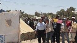 شصتمين سال تأسيس آژانس پناهندگان سازمان ملل