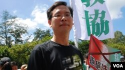 教協總幹事葉建源認為,中國模式教學手冊的出版,激發很多香港人反對當局推行的國民教育科