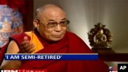 دلائی لاما کا آئندہ سال سیاسی سرگرمیاں ترک کرنے پر غور