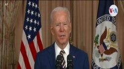 Biden sobre refugiados
