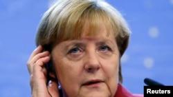 آنگلا مرکل صدر اعظم آلمان