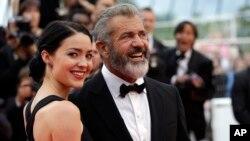 La última relación conocida de Mel Gibson fue la que mantuvo con la pianista Oksana Grigorieva.