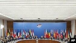 قذافی کی حکمرانی کے بارے میں سوچنا بھی ممکن نہیں: مغربی سربراہان