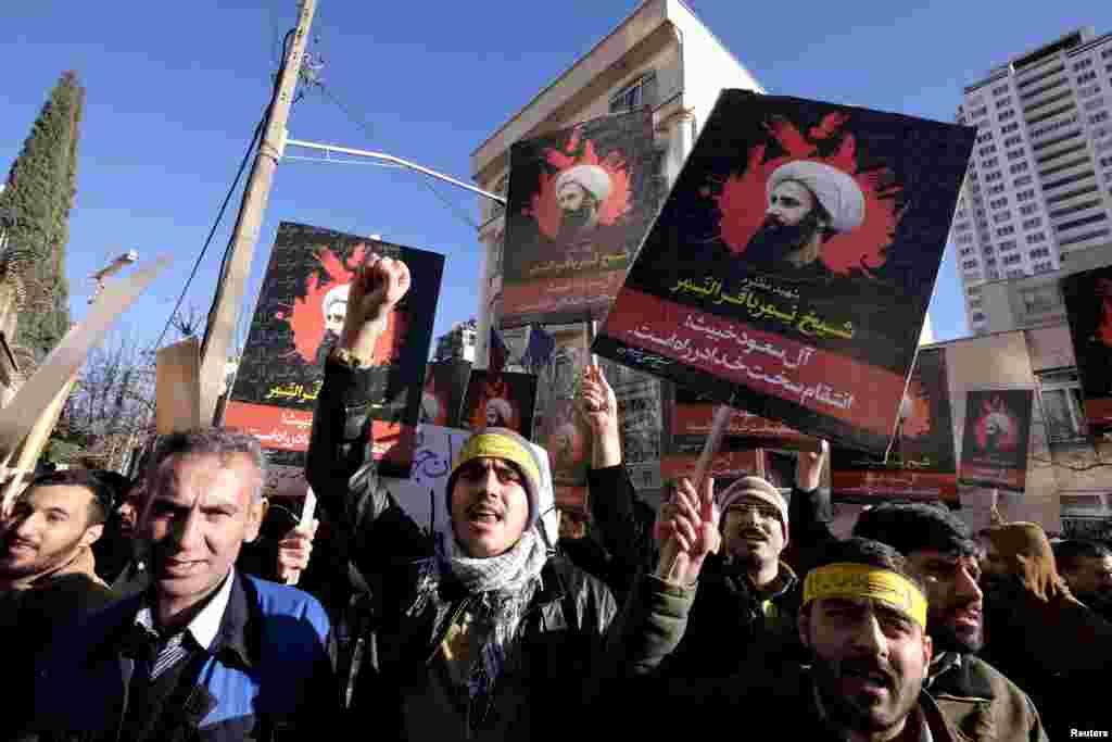 ایران نے شیعہ عالم شیخ نمر النمر کی موت پر شدید ردعمل کا اظہار کیا۔