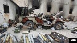 Opozita libiane mund të kërkojë sulme ajrore nga vendet e huaja